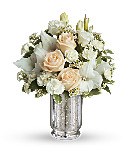 October birthstone bouquets inspired by opal teleflora quick view telefloras recipe for romance bouquet mightylinksfo Choice Image