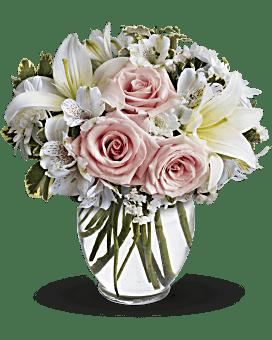 Bouquet  Arrivée avec panache