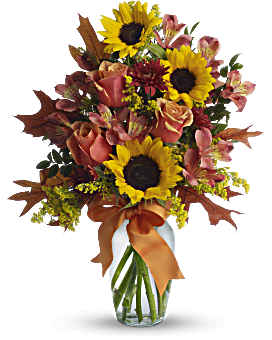 Warm Embrace Bouquet