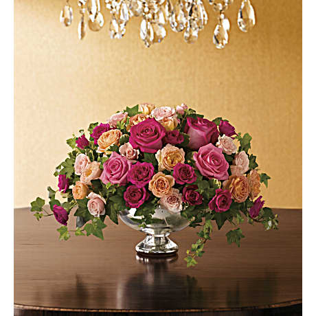 Queen S Court By Teleflora Flower Arrangement Teleflora