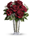 Teleflora's Kiss of the Rose Flowers