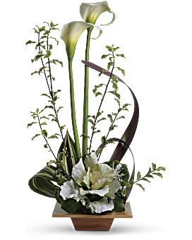 Teleflora's Grand Gesture Flower Arrangement