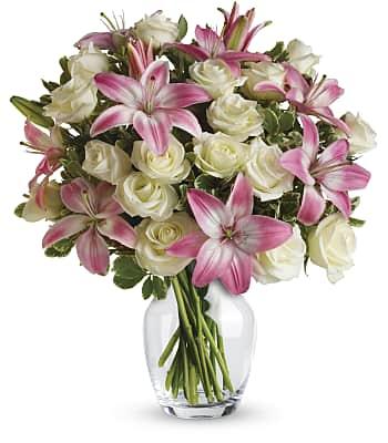 Always a Lady Flowers