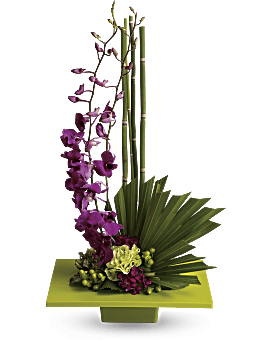 Arrangement floral Art Zen