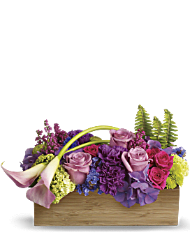 Teleflora's Ticket to Paradise Flower Arrangement