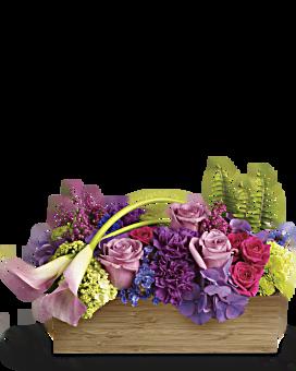 Teleflora's Ticket to Paradise Flower Arrangement