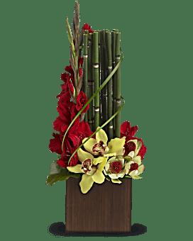 Teleflora's Fantasy Found Flower Arrangement