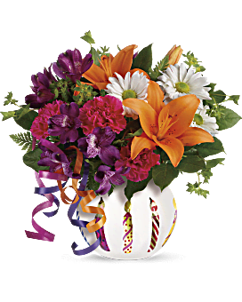 Telefloras Party Starter Bouquet