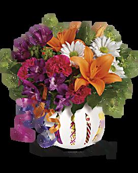 Démarreur bouquet de partie de de Teleflora