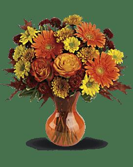 Bouquet Automne éternel de Teleflora