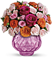 Teleflora's Sweet Fire Bouquet with Roses Flowers