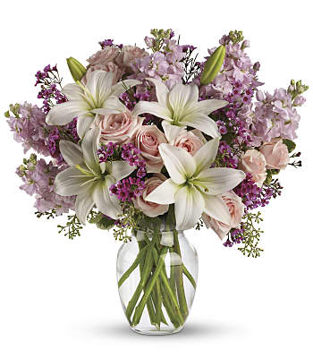 Blossoming Romance Flowers