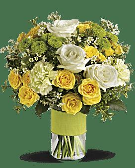Bouquet Ton si joli sourire par Teleflora