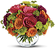 Teleflora's Smile for Me Flowers