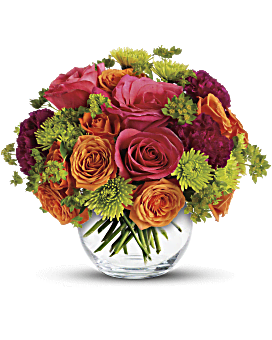 Bouquet Un sourire pour moi de Teleflora