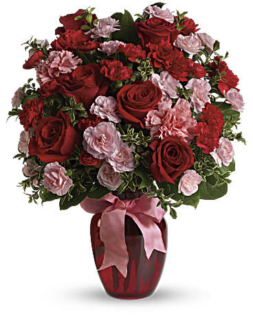 Dance With Me Bouquet With Red Roses Teleflora