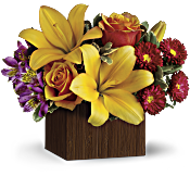 Teleflora's Full of Laughter Flowers