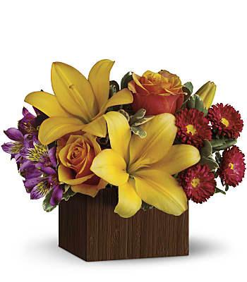 Full of Laughter Flowers