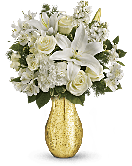 Teleflora's Dream with Me Bouquet