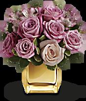A Radiant Romance by Teleflora Flowers