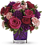 Bejeweled Beauty by Teleflora Flowers