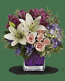 Bouquet Jardin romantique de Teleflora