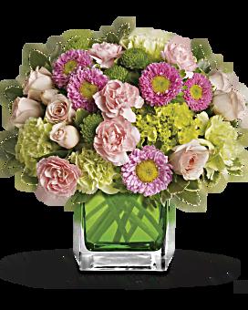 Bouquet Faites-lui plaisir de Teleflora