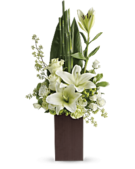 Teleflora's Peace And Harmony Bouquet Bouquet