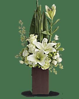 Teleflora's Peace And Harmony Bouquet Bouquet