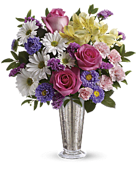 Bouquet Brillant sourire par Teleflora