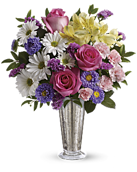 Smile And Shine Bouquet by Teleflora Bouquet