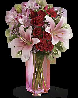 Bouquet Tiens-moi fort de Teleflora