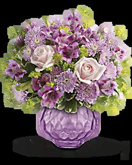 Bouquet Lavande extravagante de Teleflora