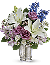 Teleflora's Garden Of Dreams Bouquet Flowers