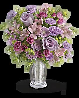 Bouquet Pur délice de Teleflora