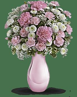 Bouquet Rayonnantes réflexions de Teleflora