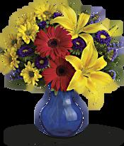 Teleflora's Summer Daydream Bouquet Flowers