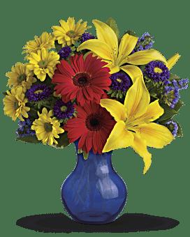 Bouquet Rêverie d'été de Teleflora