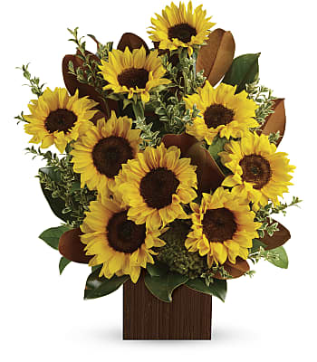 You're Golden Bouquet by Teleflora Flowers