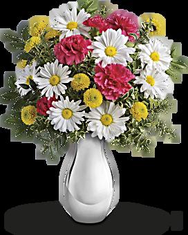 Just Tickled Bouquet by Teleflora Bouquet