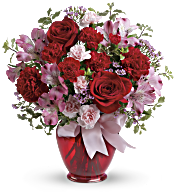 Teleflora's Blissfully Yours Bouquet Flowers