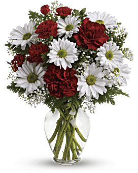 Bouquet Coeur de tendresse