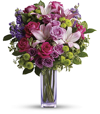 Teleflora's Fresh Flourish Bouquet Flowers