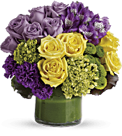 Simply Splendid Bouquet Flowers