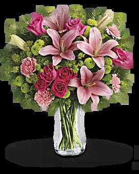 Bouquet pour impressionner