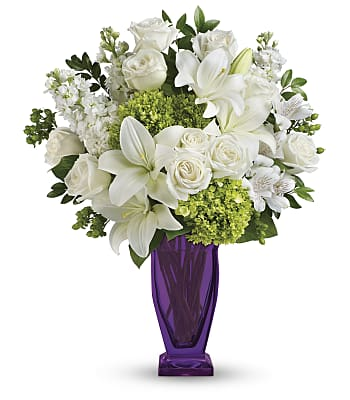 Teleflora's Moments Of Majesty Bouquet Flowers