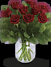 Classic Romance Bouquet Flowers