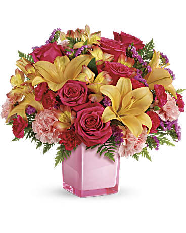 Teleflora S Pop Of Fun Bouquet Teleflora