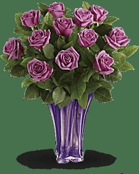Teleflora's Lavender Splendor Bouquet Bouquet