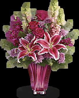 Bouquet Élégance audacieuse de Téléflora
